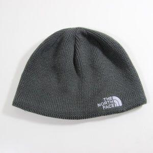 The North Face Knit Skullcap Beanie Gray Winter